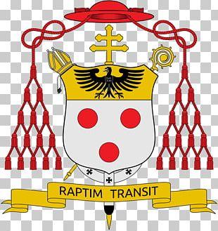 Coat Of Arms Cardinal Santa Lucia Del Gonfalone Catholicism Roman Catholic Diocese Of Tonga PNG
