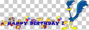 Happy Birthday To You Smiley Emoticon Wish PNG