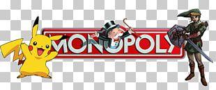 Monopoly Illustration Horse Game Logo PNG