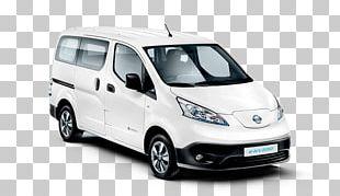 Nissan NV200 Nissan Leaf Electric Vehicle Car PNG