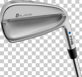 Ping Men's IBlade Irons Shaft Golf Clubs PNG