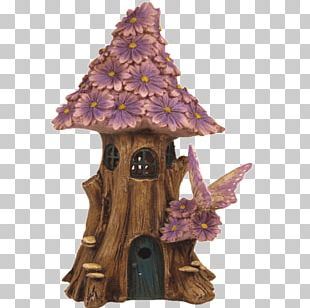 Tree House Garden Light Fairy PNG