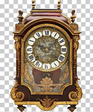 Bracket Clock Icon PNG