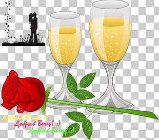 Champagne Sparkling Wine Cocktail Beer PNG