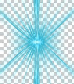 Light Background Radiation Blue PNG