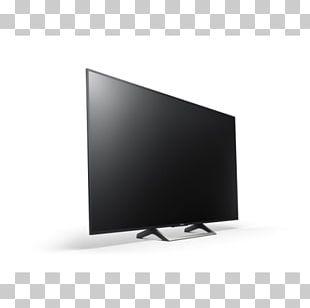 Sony 4K Resolution 索尼 LED-backlit LCD Television Set PNG