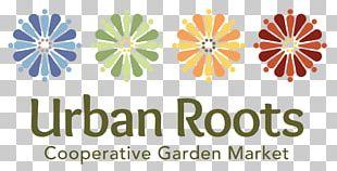 Urban Roots Community Garden Center Logo Community Gardening PNG