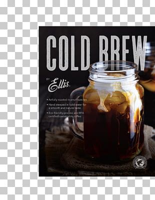 Iced Coffee Cold Brew Cafe Iced Tea PNG
