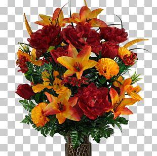 Artificial Flower Flower Bouquet Floristry Cemetery PNG