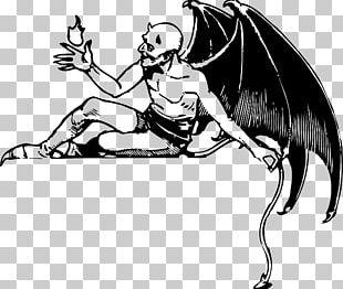 Lucifer Church Of Satan Devil PNG