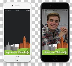 Smartphone Screenshot Syracuse University Snapchat Mobile Phones PNG