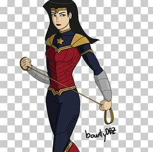 Wonder Woman Doomsday Brainiac Superhero Female PNG