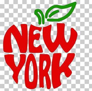 Brooklyn T-shirt Apple Fifth Avenue Big Apple I Love New York PNG