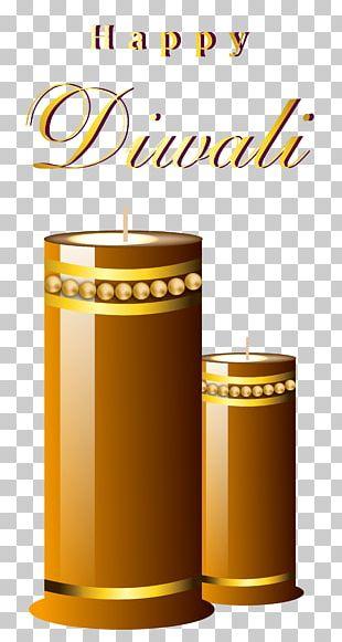 Diwali Candle Diya PNG