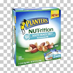 Mixed Nuts Planters South Beach Diet PNG