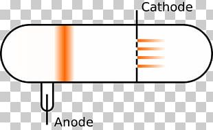 Anode Ray Cathode Ray Gas-filled Tube PNG