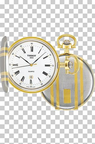 Tissot Savonnette Pocket Watch Watch Strap PNG