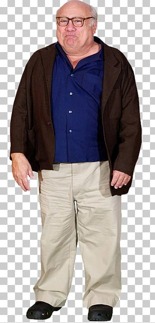 Danny DeVito Celebrity Standee YouTube PNG