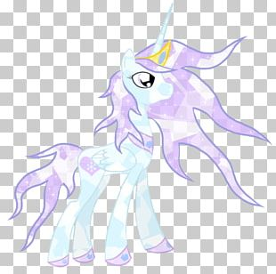 Horse Fairy Cartoon Unicorn PNG