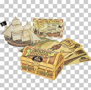 Piracy Buried Treasure Treasure Map Child PNG
