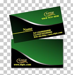 Business Card Visiting Card Technology PNG