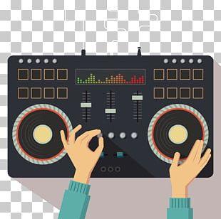 Disc Jockey DJ Mixer DJ Controller PNG