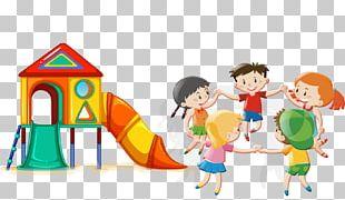 Child Play Cartoon PNG
