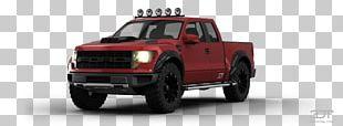 Pickup Truck Tire Car Motor Vehicle PNG