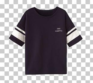 T-shirt Sleeve Crop Top Blouse PNG
