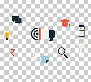 Digital Marketing Business Brand Management PNG