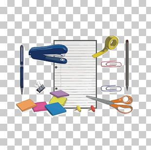 Paper Stationery Office Supplies PNG