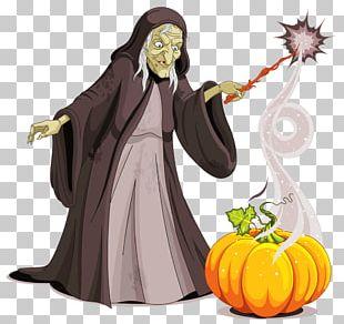 Halloween Cartoon Monster Figurine PNG