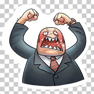 Human Behavior Thumb Animated Cartoon Illustration PNG
