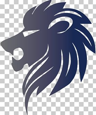 Lion Logo Stock Photography PNG