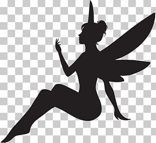 Tooth Fairy Silhouette PNG