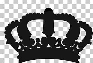 Crown King Wall Decal Stencil Princess PNG