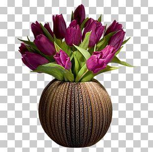 Paper Vase Flower Decorative Arts PNG