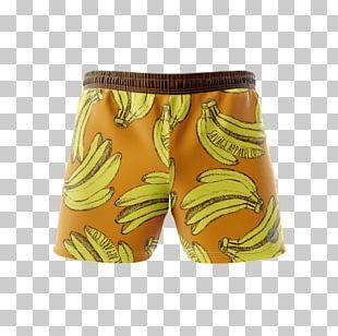 Trunks Hammock Banana Swimsuit Shorts PNG