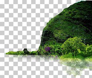 Landscape Nature Icon PNG