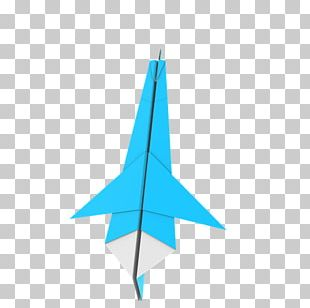 Origami Paper Plane Quilling English PNG