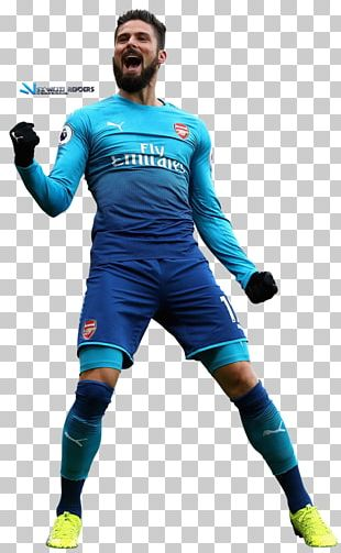 Olivier Giroud Arsenal F.C. Jersey Football Player Sport PNG