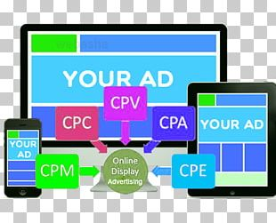 Digital Marketing Advertising E-commerce Business PNG