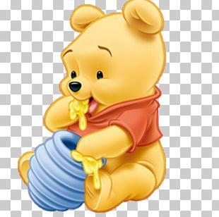 Winnie The Pooh Piglet Eeyore Tigger Winnie-the-Pooh PNG