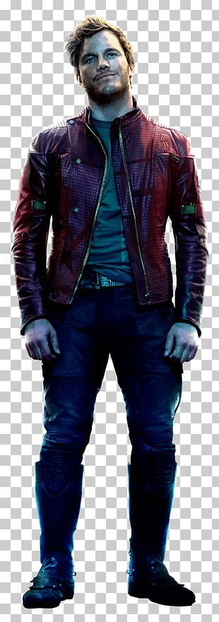 Chris Pratt Star-Lord PNG