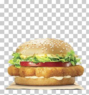 Hamburger Veggie Burger Burger King Specialty Sandwiches Big King PNG
