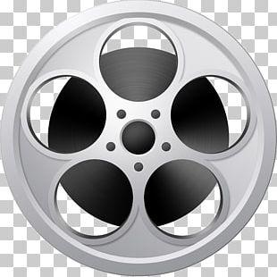 Photographic Film Reel Cinema PNG