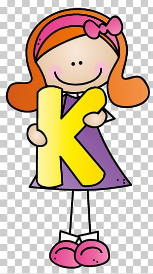 K Letter Alphabet Drawing PNG