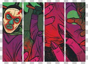 Visual Arts Comic Book Supervillain Modern Art PNG