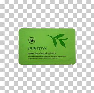 Innisfree Green Tea Cleansing Foam Tea Seed Oil Tea Plant PNG