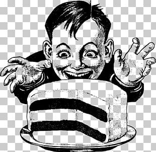Birthday Cake Chocolate Cake Eating PNG